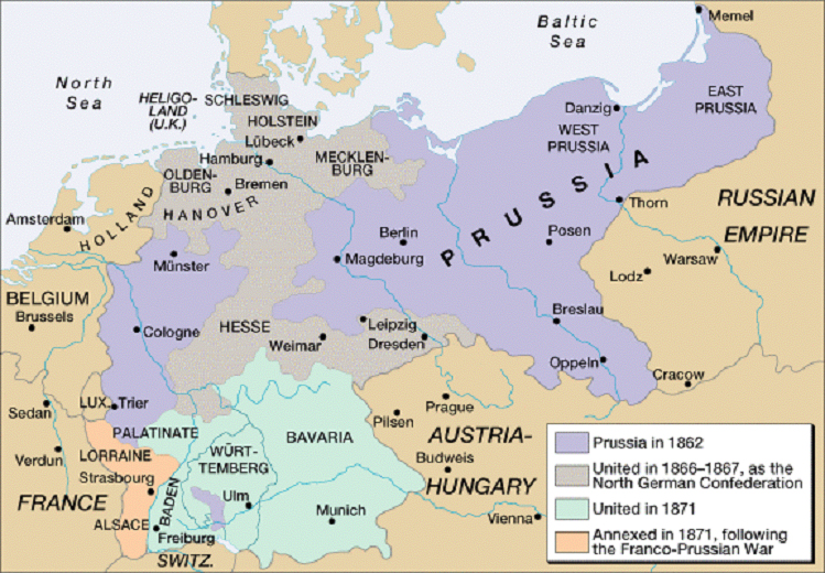 bismarck and the unification of germany essay